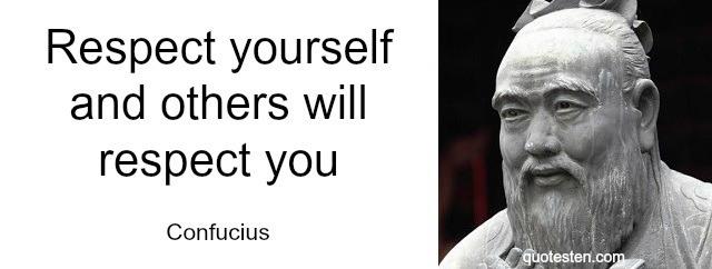 Confucius Quotes: School Of Thinking